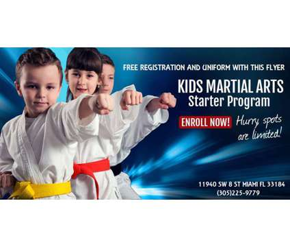 Korean Martial Arts for Kids