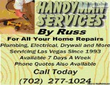I m RUSS the Handyman