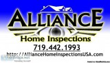 Colorado Springs Home Inspection - Alliance Home Inspections