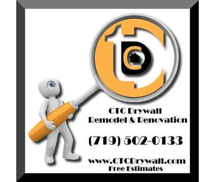 CTC Drywall ~ FREE ESTIMATES