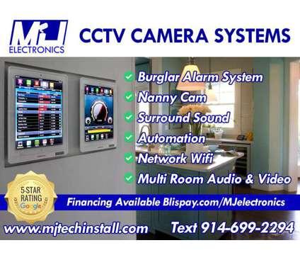 Security camera installation service NYC
