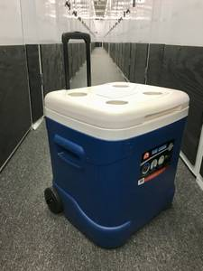 Igloo 60-Quart Ice Cube Roller Cooler (Harlem / Morningside)