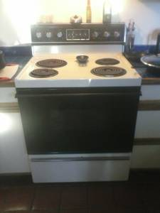 free electric oven (black hawk)