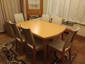 Dining Room Set (Milwaukee)