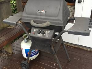 Free Gas Grill*** (West Seattle)