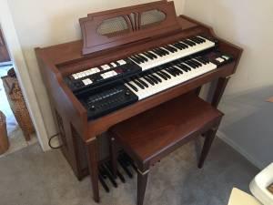Lowrey Organ (McKinney)