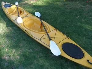 Free kayak - almost new