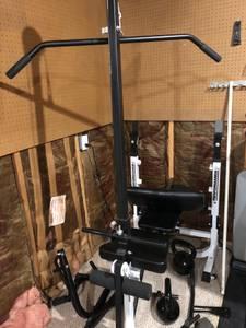 Weight bench (Fox mill)