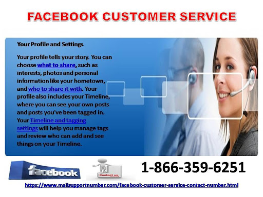 Dial USA Facebook Customer Service Number 1-[phone removed]