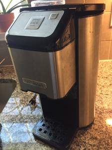 Single serve coffee maker (Charlottesville)