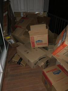Moving boxes (Lansdale)