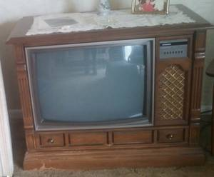 FREE Console TV *** (South Phila)
