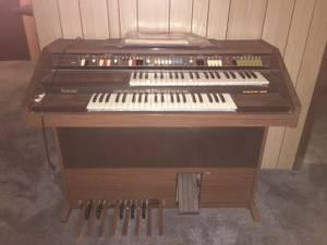 Electric Organ (Des Plaines)