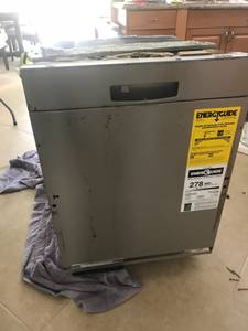 Asko Dishwasher for parts (Ft Lauderdale beach)