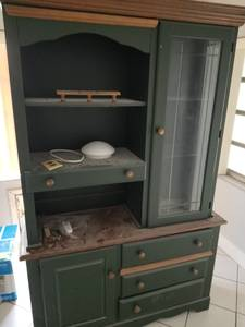 Free Armoire/China Cabinet (Miramar)