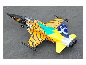 R C Jet Brushless Edf.