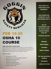 Osha 10 Course