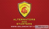 Salomon Alternators and Starters