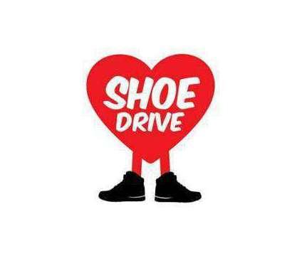 Special Promotion/Immanuel Christian Center's Fundraiser Shoe Drive Event