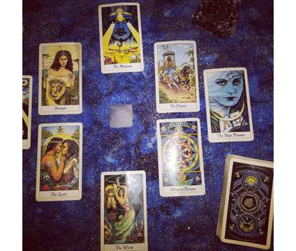 Psychic Tarot Readings, Spiritual Consulting, Astrology, Available for parties