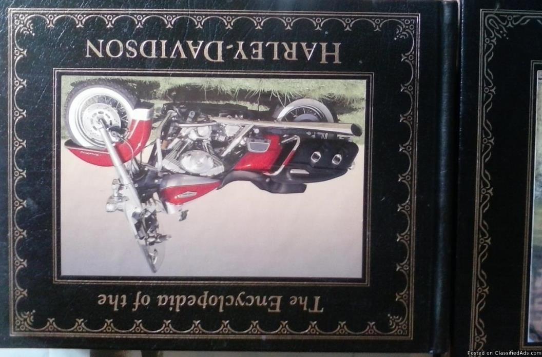 Harley Davidson Easton Press.