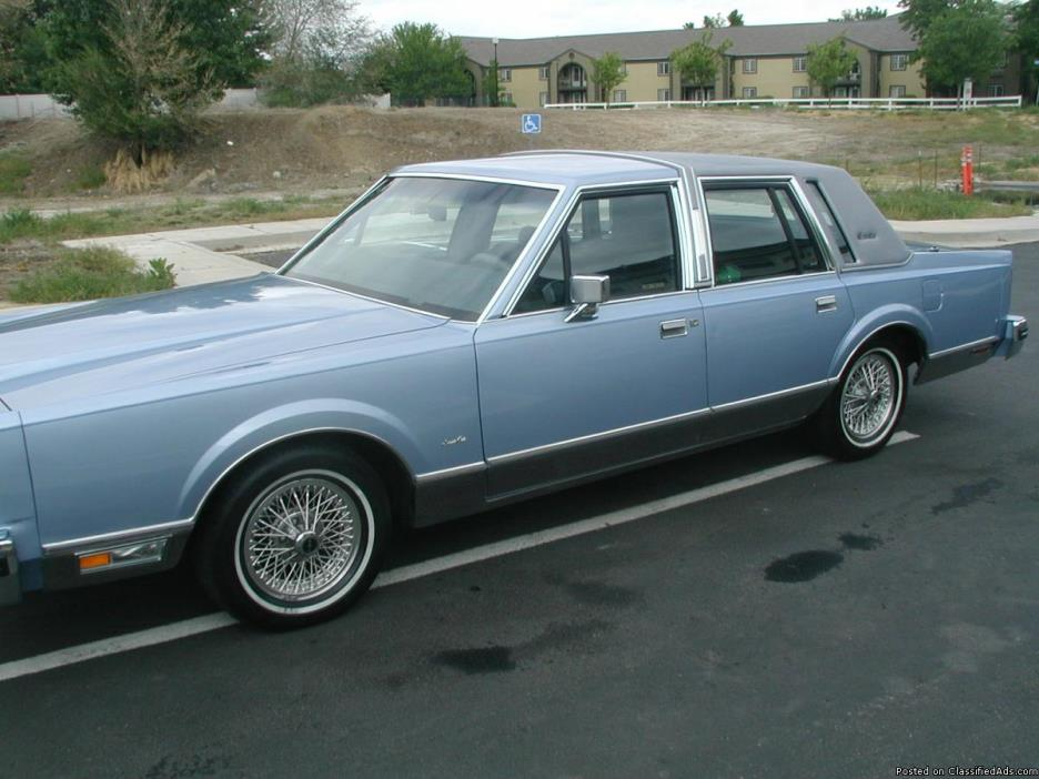 Used Cars Greenville Sc >> 92 Lincoln Town Car - For Sale Classifieds