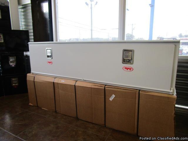 RKI Under Body Tool Boxes