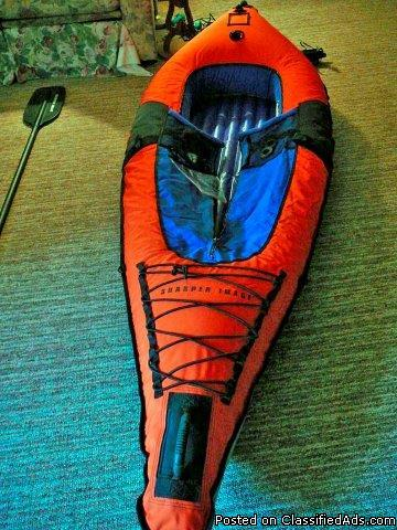 Kayak 9' inflatable
