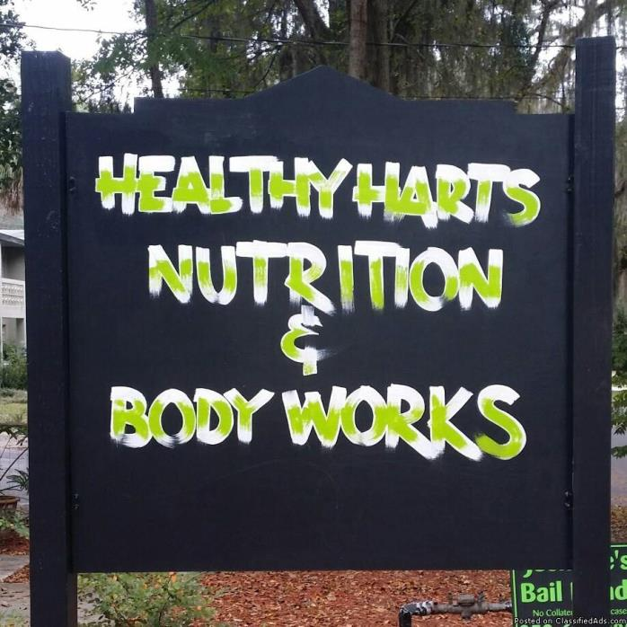Healthy Harts Nutrition and Body Works
