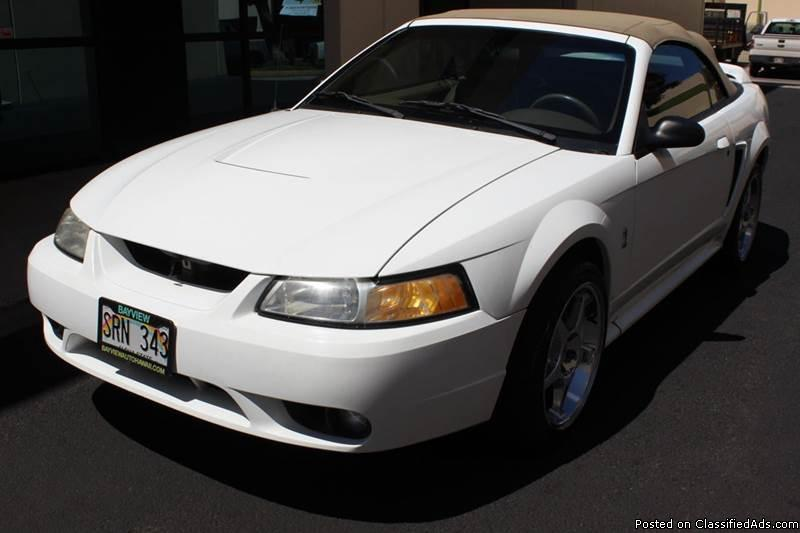 1999 Ford Mustang (#3072)