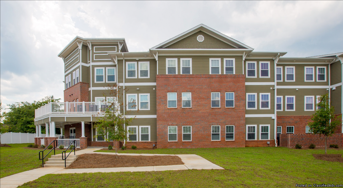 Campbell Place Village - Camilla's Newest Senior Community