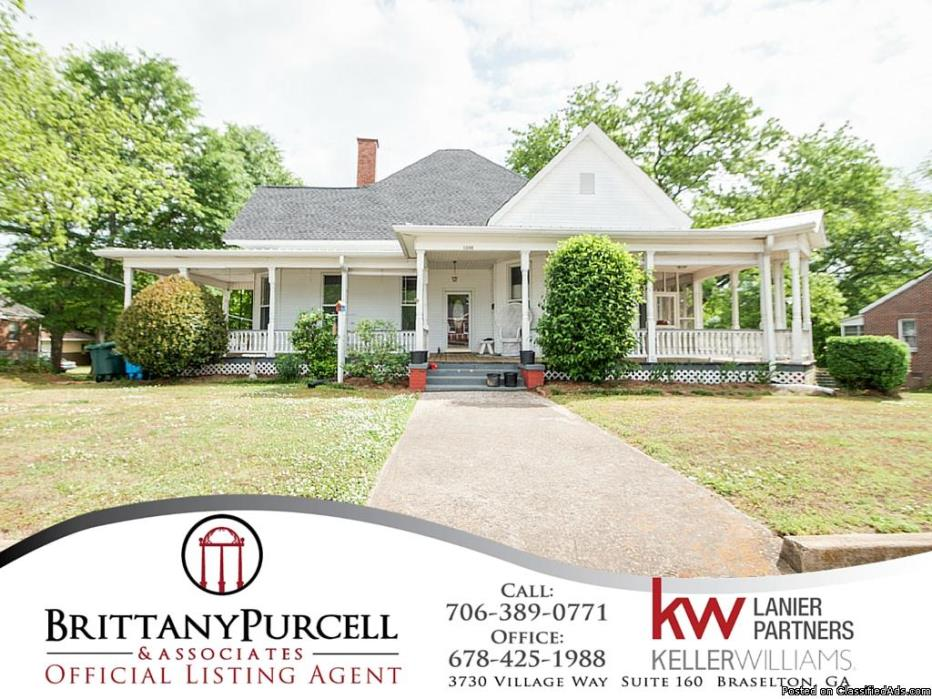 **REDUCED!!** Commerce, GA Home For Sale!