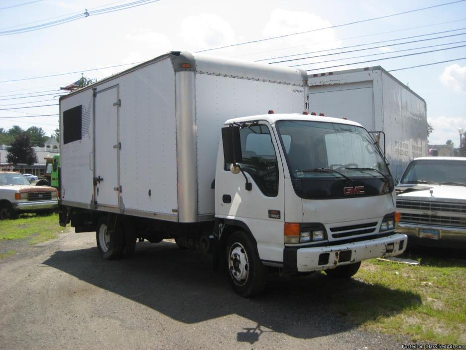 isuzu box trucks for sale classifieds. Black Bedroom Furniture Sets. Home Design Ideas