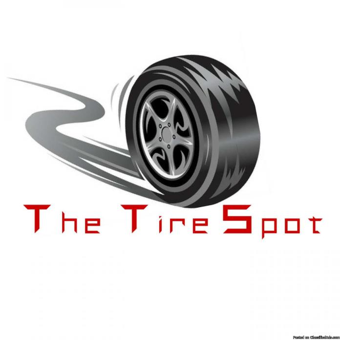 The Tire Spot: Used Tires!