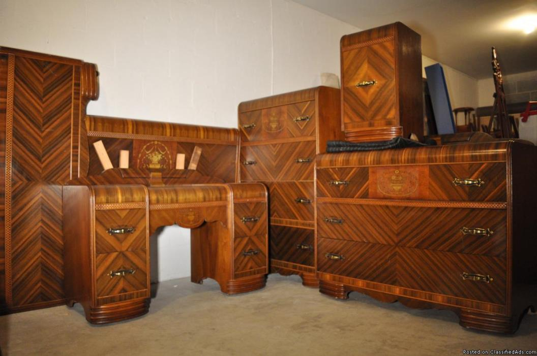 Art Deco Beds For Sale Classifieds