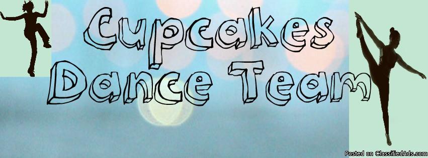 Cupcakes Dance Team