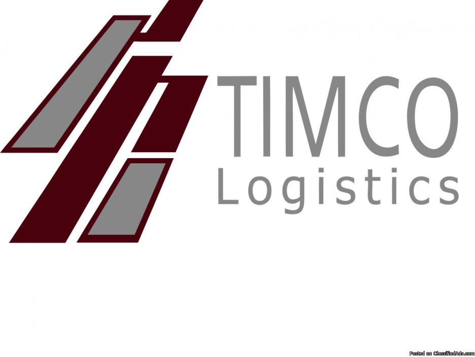 LET ONE CALL CHANGE  YOUR FUTURE...CALL TIMCO TODAY!!!