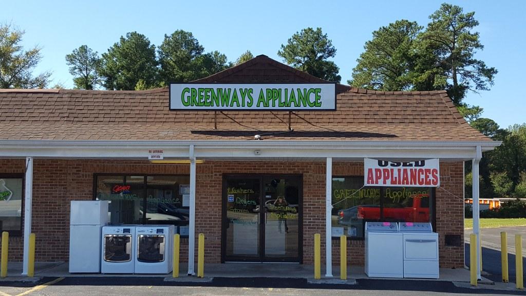 GREENWAYS APPLIANCE