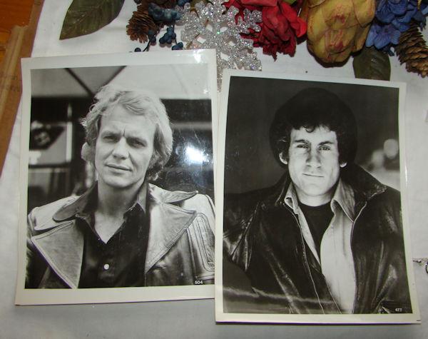 VINTAGE STARSKY &  HUTCH  PRESS PHOTOS BLACK & WHITE  8