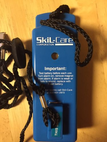 Skil-Care Personal Alarm; Fresh Battery; For Bed Or Wheelchair; TESTED WORKING