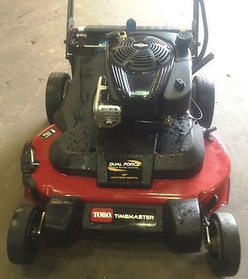 Toro Walk-Behind Lawn Mower 30