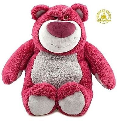 Disney Pixar Toy Story 3 Exclusive Deluxe Plush Figure Lotso Lots O Huggin Bear