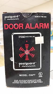 Poolguard Pool Guard Solid-State Electronic Swimming Pool Door Alarm