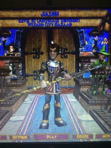 wizard101 account