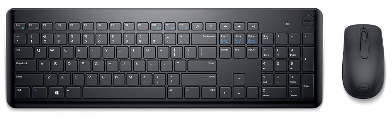NEW Dell KM636 Wireless Keyboard & Mouse Combo Free Shipping