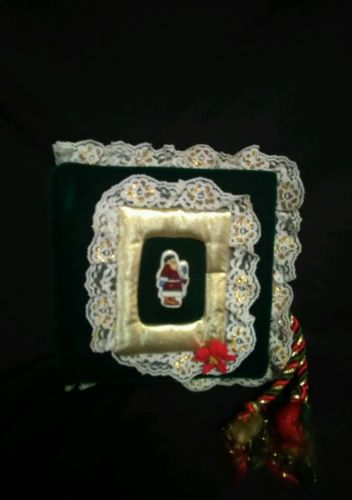 Christmas Album Handmade