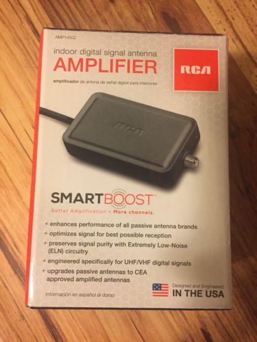 RCA Indoor Digital Signal Antenna Amplifier