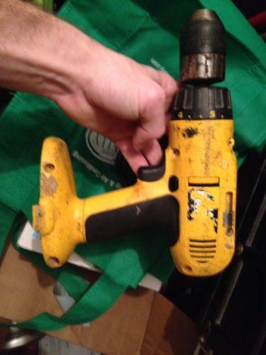 18V deWalt drill And Charger
