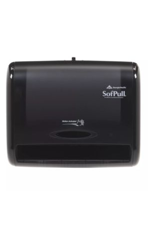 Georgia-Pacific GEP58470 SofPull Automatic Touchless Paper Towel Dispenser 58470