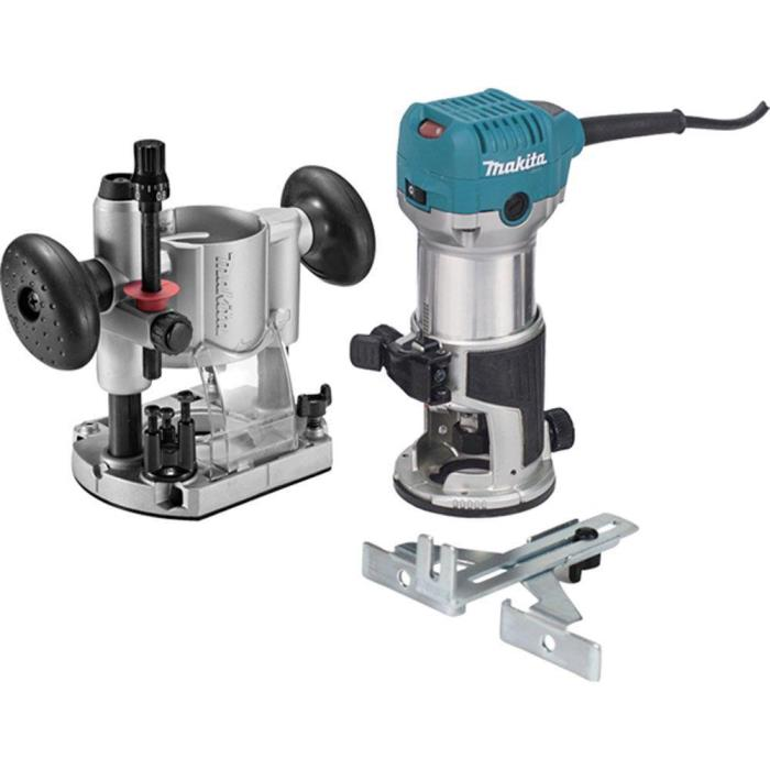 Makita 1-1/4 HP Compact Router Kit RT0701CX7 NEW IN BOX